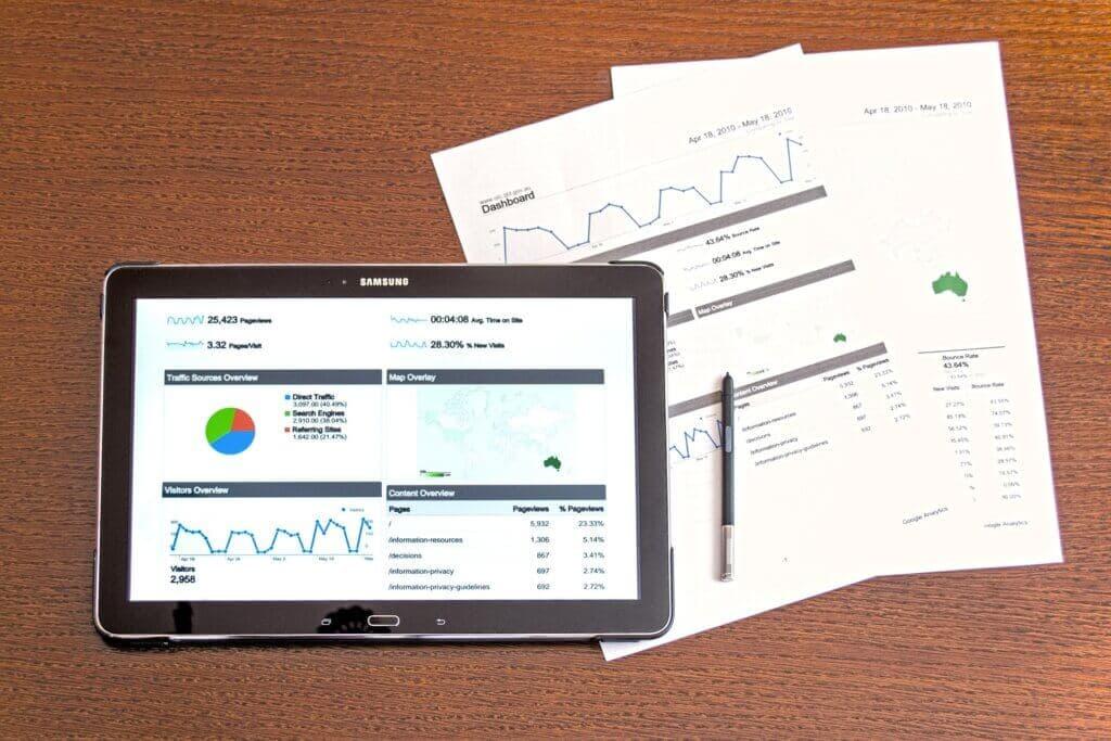 WEBマーケティングの画像